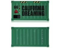 Портативное зарядное устройство Remax RPP-93 Container 10000 мАч зеленый, выходной ток:1USB-2100мА; 2USB-2100mA; входной ток: 2000мА, пластик,