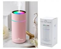 Увлажнитель Огонек OG-HOM01 ультразвуковой, 0, 32 л. аккумуляторный розовый
