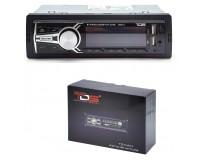 Автомагнитола TDS TS-CAM13 USB/microSD (до 32 ГБ)/AUX/FM/Bluetooth, 12В, коробка