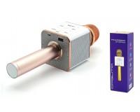 Микрофон Орбита OT-ERM-04 беспроводной, Bluetooth 5.0, аккумулятор 1200mAh, розовый