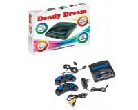 Приставка 8-bit Dendy Dream (300 встроенных игр) 2 джойстика 9-pin