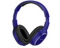 Наушники беспроводные Borofone BO9 Pearl накладные, Bluetooth, коробка, синий
