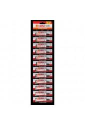 Клей Сила 505-3 моментальный Супер-клей 3 гр на блистер-карте 12 шт