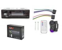 Автомагнитола TDS TS-CAM14 USB/microSD (до 32 ГБ)/AUX/FM/Bluetooth, 12В, коробка