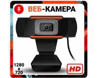 Web Camera Орбита OT-PCL02 1 МПикс с микрофоном, 1280 х 720