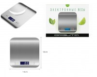 Весы кухонные Орбита OT-HOW08 электронные, цена деления 0, 1 г. max 5 кг.