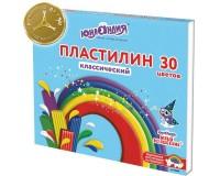 Пластилин ЮНЛАНДИЯ 105903