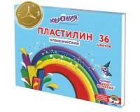 Пластилин ЮНЛАНДИЯ 105904