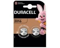 Батарейка. Duracell CR 2016 BL 2