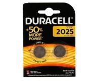 Батарейка. Duracell CR 2025 BL 2
