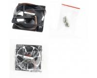Вентилятор для корпуса Gembird D12038HM-4 120x120x38мм, 4pin, провод 40 см, гидродинамический подшипник