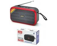 Приемник Joc TGK-162BT аккумуляторный AUX/USB/microSD до 32Гб, Bluetooth, питание: от аккумулятора 1800 мА
