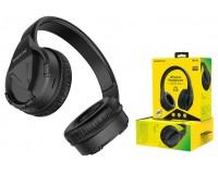 Наушники беспроводные Borofone BO10 Precious полноразмерные, Bluetooth, коробка, черный