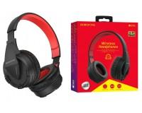 Наушники беспроводные Borofone BO10 Precious полноразмерные, Bluetooth, коробка, красный