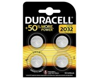 Батарейка. Duracell CR 2032 BL 4