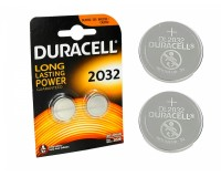 Батарейка. Duracell CR 2032 BL 2
