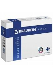 Бумага офисная BRAUBERG ULTRA FINLAND А4 плотность:80 г/м2 белизна: 150% (CIE) класс