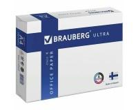 Бумага офисная BRAUBERG ULTRA FINLAND 111788 А4 плотность:80 г/м2 белизна: 150% (CIE) класс