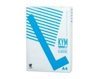 Бумага офисная KYM LUX CLASSIC А4 плотность:80 г/м2 белизна: 150% класс