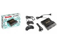 Приставка 8-bit Dendy Smart (567встроенных игр) microSD, 2 джойстика 9-pin, HDMI