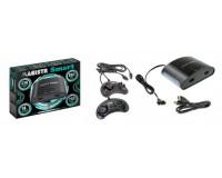 Приставка 16-bit Sega Smart 414 встр.игр, HDMI, черный