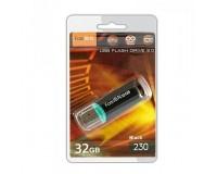 Флэш диск 32 GB USB 2.0 FaisON 230 черный с колпачком