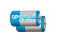 Батарейка GP R20 Shrink 2 PowerPlus