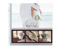 Фотоальбом Image Art 200BB 200 фотографий 10х15 (серия 106), Свадьба, книжный переплет