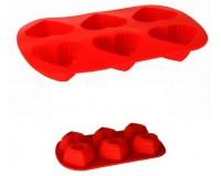 Форма для выпечки кексов Pomid'oro P-590136 Mileda размер 25, 5*17*3, 5 см