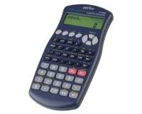 Калькулятор Perfeo PF-B4849 карманный, инженерный, 12 разрядный, двухстрочный, размер 86х164х16 мм, питание батарея 2*AG13 (LR44, L1154F) черный