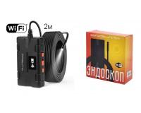 Эндоскоп USB для смартфонов Орбита OT-SME15 1 Мп 1280*720 длина кабеля: 2м., Wi-Fi, Micrо-USB / USB, Android 4.1 и выше, IOS(Wi-Fi), Windows 2000/XP/Vista/7/10