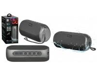 Акустическая система mini MP3 Defender G32 20Вт BT/FM/USB/TF/AUX/TWS/IP56 питание USB 5 В , Li-Ion 1800 мАч, True Wireless Stereo (TWS), степень защиты от попадания воды IPX5 черный