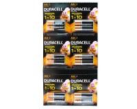 Батарейка Duracell LR6 BL 10x2