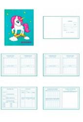 Дневник для 1-4 классов ЮНЛАНДИЯ 106011