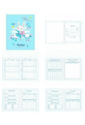 Дневник для 1-4 классов ЮНЛАНДИЯ 106012