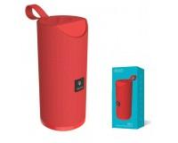 Акустическая система mini MP3 Celebrat SP-7 5Вт Bluetooth 5.0, MP3, microSD, USB, 500 мАч красный