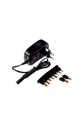 Блок питания Сигнал ETL-3122000 2000mA + USB 5V1.2A 3-12V импульсный стабилизированный 10 штекеров, блистер