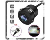 Автовидеокамера TDS TS-CAV17 разрешение:600ТВЛ угол обзора до 170, IP68, видео выход: RCA