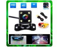 Автовидеокамера TDS TS-CAV20 разрешение:600ТВЛ угол обзора до 170, IP68, видео выход: RCA