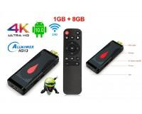Телевизионная приставка SMART Орбита OT-DVB30 медиа плеер (Allwinner H313, Android10, 0, 1Гб, Flash 8ГБ, Wi-Fi)