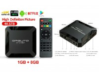 Телевизионная приставка SMART Орбита OT-DVB31 медиа плеер (Allwinner H313, Android10, 0, 1Гб, Flash 8ГБ, Wi-Fi)