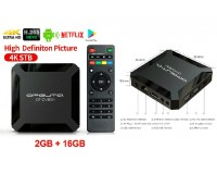Телевизионная приставка SMART Орбита OT-DVB31 медиа плеер (Allwinner H313, Android10, 0, 2Гб, Flash 16ГБ, Wi-Fi)