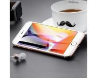 Защитное стекло HOCO A12 для Apple iPhone 7/8, Nano 3D Full sreen , 0.3 мм, 3D, глянцевое, весь экран, цвет: белый